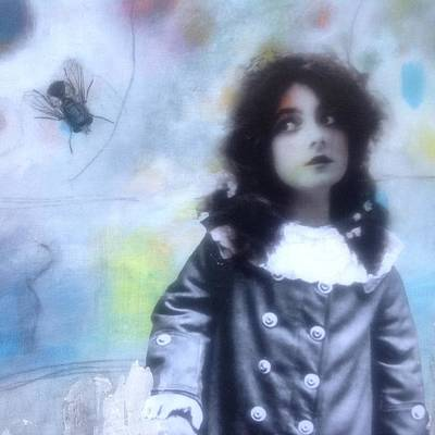 Mixed Media - Pest by Susan McCarrell