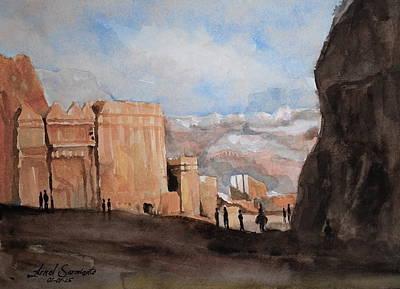 Petra 1 Original by Arnel Sarmiento