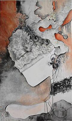 Petra Or The Timeless Beauty Original by Elena Petrova Gancheva