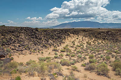 Petroglyph Photograph - Petroglyph National Monument by Joan Carroll
