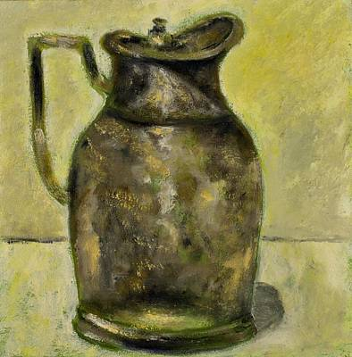 Water Pitcher Painting - Water Please by Ava Shelton