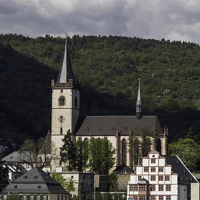 Taunus Photograph - Pfarrkirche St Martin by Teresa Mucha