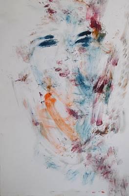 Phantom Of A Young Girl Original by Esther Newman-Cohen