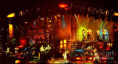 Music Photograph - Phil Collins-0896 by Gary Gingrich Galleries