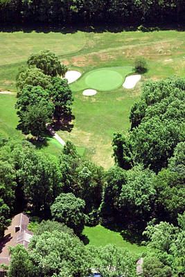 Philadelphia Cricket Club St Martins Golf Course 5th Hole 415 W Willow Grove Ave Phila Pa 19118 Original by Duncan Pearson