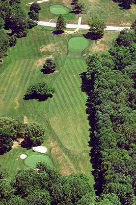 Philadelphia Cricket Club St Martins Golf Course 6th Hole 415 West Willow Grove Ave Phila Pa 191118 Original by Duncan Pearson
