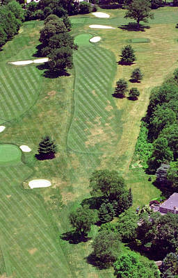 Philadelphia Cricket Club St Martins Golf Course 8th Hole 415 W Willow Grove Ave Phila Pa 19118 Original by Duncan Pearson