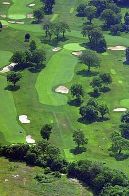 Philadelphia Cricket Club Wissahickon Golf Course 13th Hole Print by Duncan Pearson