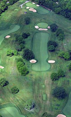 Philadelphia Cricket Club Wissahickon Golf Course 14th Hole Print by Duncan Pearson