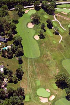 Philadelphia Cricket Club Wissahickon Golf Course 6th Hole Print by Duncan Pearson