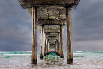 Photograph - Pier by Doug Oglesby