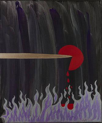 Piercing The Darkness Original by Ron Snyder
