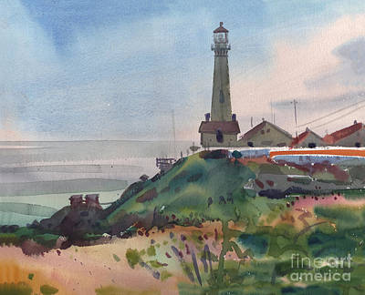 Pigeon Point Original by Donald Maier
