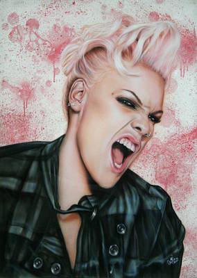 Pink Original by Alexey Kurkin