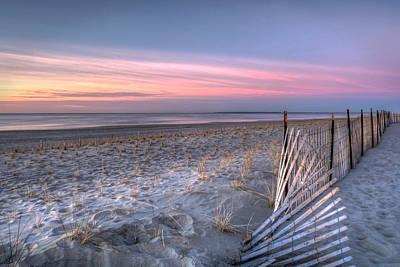 Pink Sunrise Original by Mike Deutsch