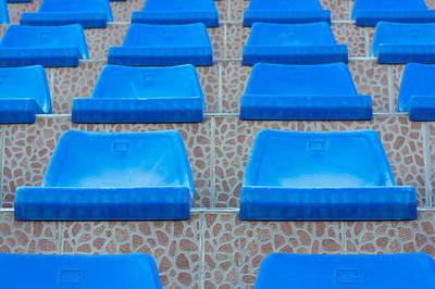 Plastic Sits Print by Boyan Dimitrov