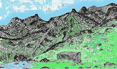 Playa De Tamadiste Tenerife Print by Chani Demuijlder