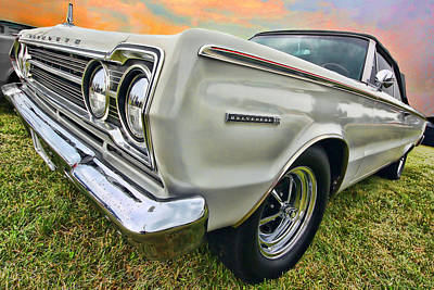 Plymouth Belvedere II  Print by Gordon Dean II