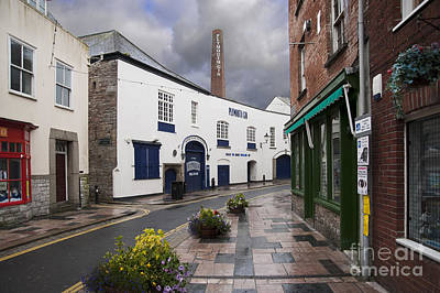 D700 Photograph - Plymouth Gin Distillery by Donald Davis
