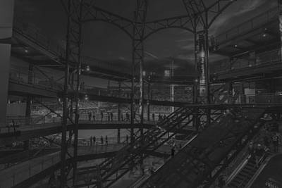 Pnc Park Pittsburgh Pirates  Print by David Haskett