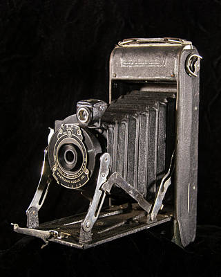 Mgp Photograph - Pocket Kodak Series II by Michael Peychich