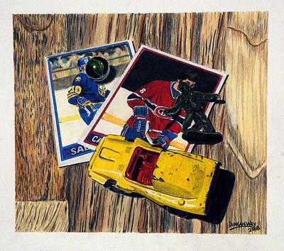 Pocket Treasures Original by Duncan  Way