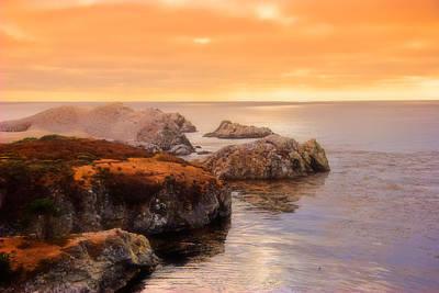 Point Lobos  Print by Utah Images