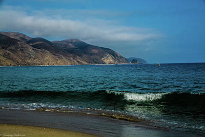 Photograph - Point Mugu, California by Tommy Anderson