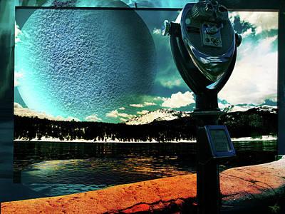 Disclosure Digital Art - Point Of Interest  by Breaking Art