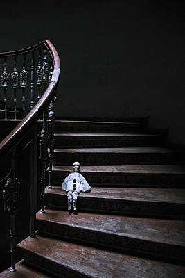 Haunted House Photograph - Poirot by Joanna Jankowska