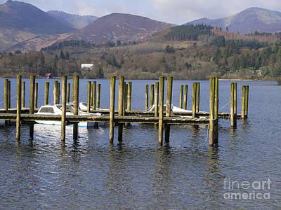 Jetty View Park Photograph - Poles Apart by Gillian Singleton