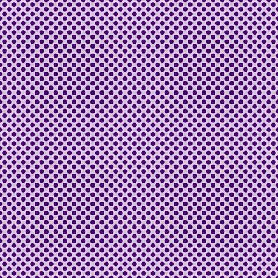 20x20 Digital Art - Polka Dots - 2-toned 30a-p0109 by Custom Home Fashions