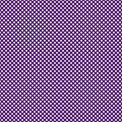 20x20 Digital Art - Polka Dots - L-gray 30-p0109 Pattern by Custom Home Fashions