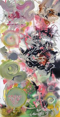 Fluid Painting - Pop Fluid No 7 by Sumit Mehndiratta