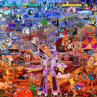 Workaholics Digital Art - Popular Paper by Adrian Eguis