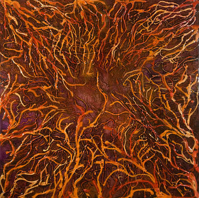 Porifera 1 Original by Elisabeth Vedrine
