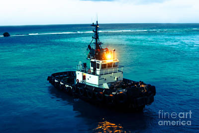 Caribbean Photograph - Port Authority  by Steven Digman