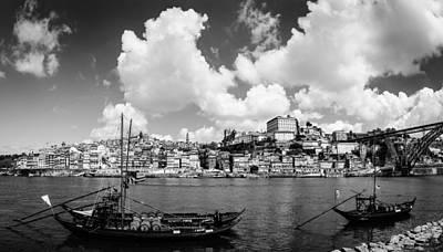 Wine Cellar Photograph - Porto Portugal by Vladimir Fomin