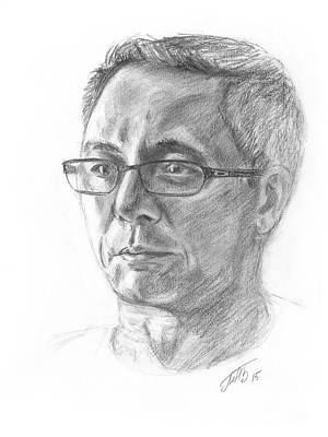 Portrait 2 Original by Masha Batkova