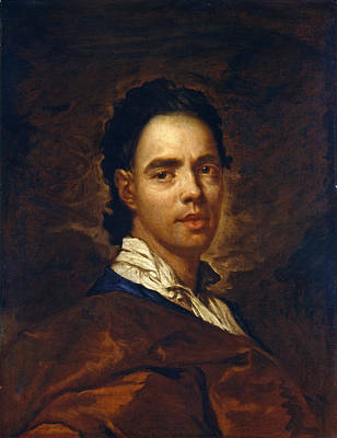 Painting - Portrait Of A Young Man by Fra Galgario