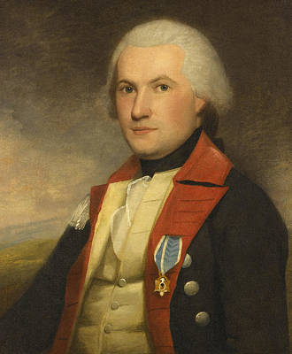 Painting - Portrait Of Major James Fairlie by Ralph Earl