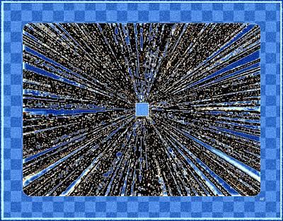Will Power Digital Art - Positive Energy by Will Borden
