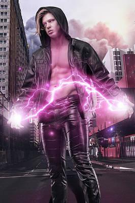 Power Original by Keith Heptinstall