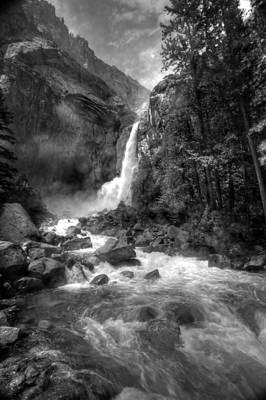 Power Of Water Original by Edward Kreis