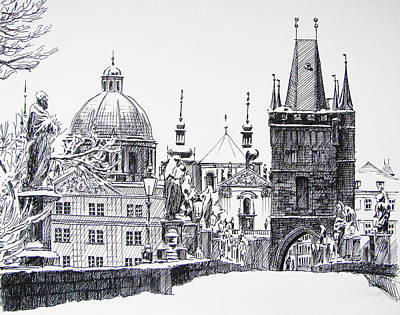 Prague Original by Angelina Sofronova