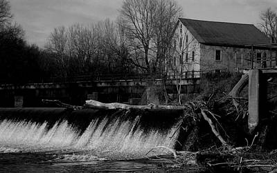 After The Storm Photograph - Prallsville Mill - Stockton New Jersey by Val Arie