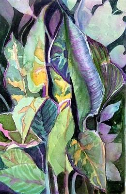 Pray Plant Original by Mindy Newman