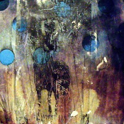 Mixed Media - Presence by Susan McCarrell