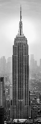 Empire State Building Photograph - Pride Of An Empire by Az Jackson