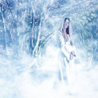 Fantasy Photograph - Priestess by John Edwards